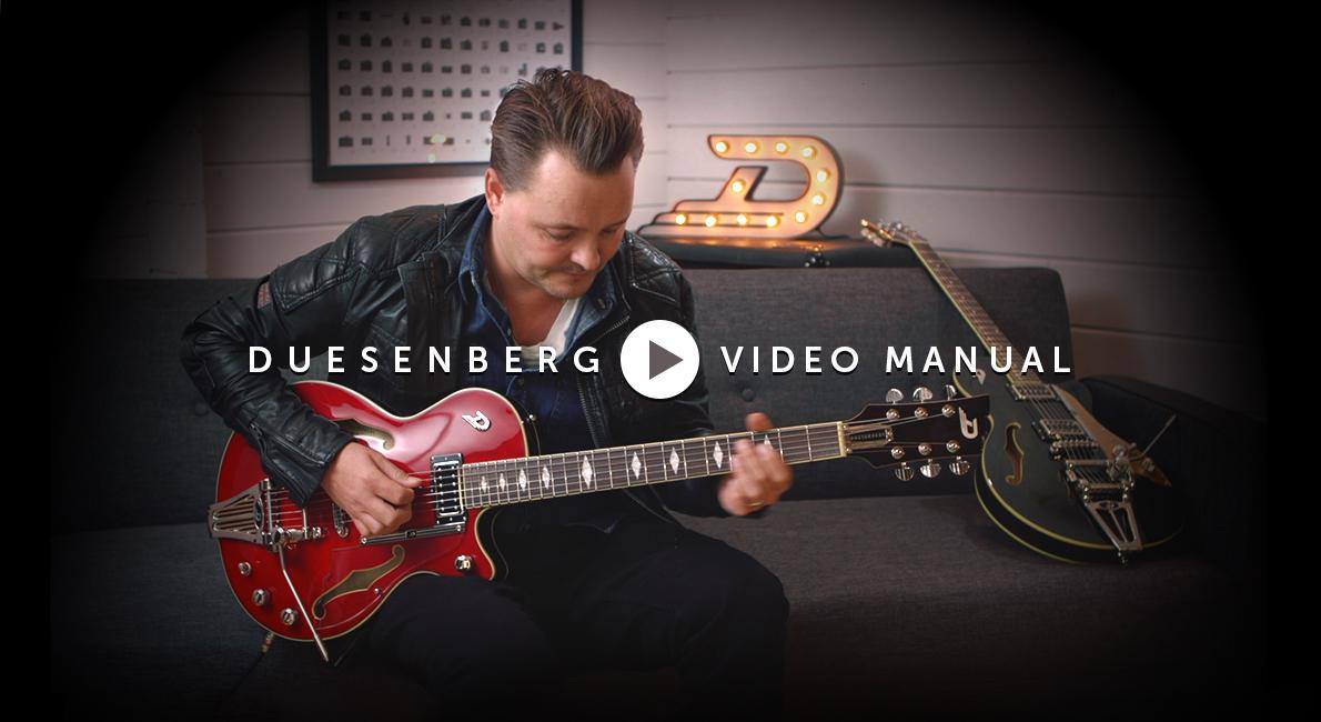 Duesenberg Video Manual