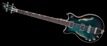 ALLIANCE DROPKICK MURPHYS Left Handed Bass Catalina Green